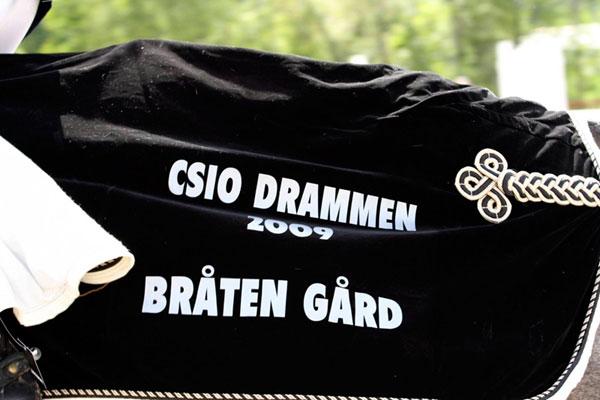 Seier i bråten Gårds 5-ås finale ble Marc Bettinger  Foto: Avlshest.no